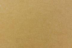Modelo del cartón Fotografía de archivo