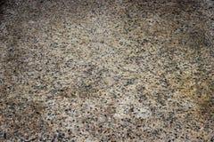 Modelo del cemento Foto de archivo