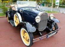 Modelo del coche de Ford Foto de archivo libre de regalías