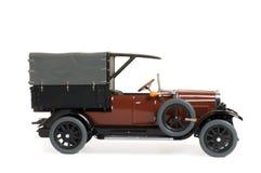 Modelo del coche de la escala de la colección Imágenes de archivo libres de regalías