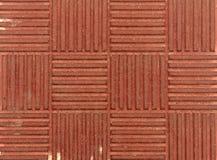 Modelo del color del piso Fotografía de archivo