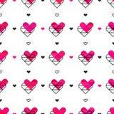 Modelo del corazón Foto de archivo libre de regalías