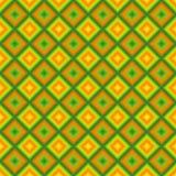 modelo del Cuadrado-Rhombus Imágenes de archivo libres de regalías