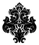 Modelo del damasco. Imagenes de archivo