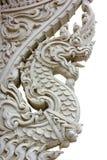 Modelo del dragón Foto de archivo libre de regalías