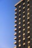 Modelo del edificio Foto de archivo libre de regalías