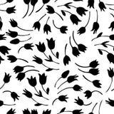 Modelo del ejemplo de la flor stock de ilustración