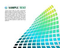Modelo del folleto ilustración del vector