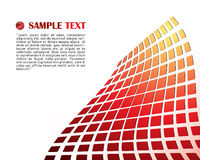 Modelo del folleto stock de ilustración