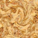 Modelo del fondo con ondas Imitación de una textura de mármol Imagenes de archivo