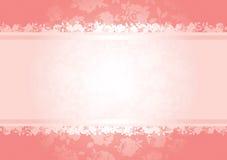 Modelo del fondo de las rosas de las tarjetas del día de San Valentín Imagen de archivo libre de regalías