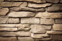 Modelo del fondo decorativo de la pared de piedra de la pizarra Imagenes de archivo