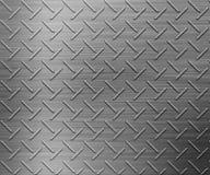 Modelo del fondo del metal Imágenes de archivo libres de regalías
