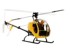 Modelo del helicóptero Imagen de archivo