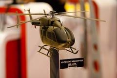 Modelo del helicóptero LH-72 Imagen de archivo