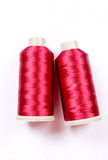 Modelo del hilo de coser Fotografía de archivo
