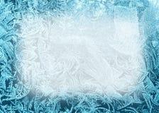 Modelo del invierno Fotografía de archivo