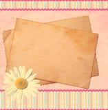 Modelo del libro de recuerdos imagen de archivo libre de regalías