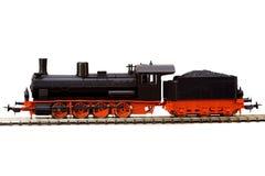 Modelo del loco del vapor Foto de archivo libre de regalías