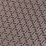 Modelo del molinillo de viento 3d del fractal Fotos de archivo libres de regalías