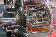 Modelo del motor Fotografía de archivo libre de regalías