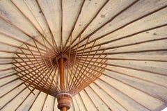 Modelo del paraguas fotografía de archivo