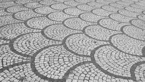 Modelo del pavimento Fotografía de archivo libre de regalías
