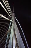 Modelo del puente Foto de archivo libre de regalías