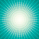 Modelo del resplandor solar de Sun del vector Imagenes de archivo