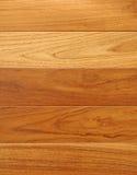 Modelo del tablón de madera Foto de archivo