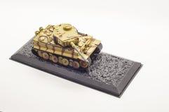 Modelo del tanque Imagen de archivo