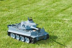 Modelo del tanque del tigre Imágenes de archivo libres de regalías