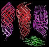 Modelo del tatuaje libre illustration