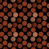 Modelo del tigre Textura abstracta del tigre de la trama ilustración del vector