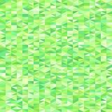 Modelo del triángulo Vector inconsútil Imagenes de archivo