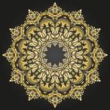 Modelo del vector de Oriente abstraiga el fondo Imagen de archivo libre de regalías
