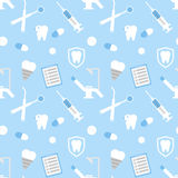 Modelo dental Imágenes de archivo libres de regalías