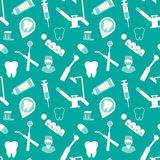 Modelo dental Imagen de archivo libre de regalías