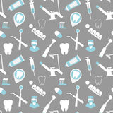 Modelo dental stock de ilustración