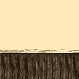 Modelo dibujado mano abstracta inconsútil, vector Fotografía de archivo libre de regalías