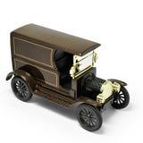Modelo do carro antigo Imagens de Stock