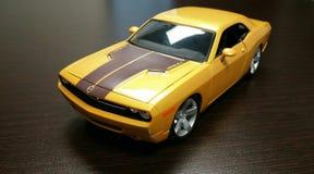 Modelo do desafiador de Dodge Imagens de Stock Royalty Free