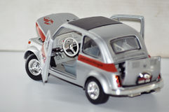Modelo do estilo antigo do carro Imagens de Stock