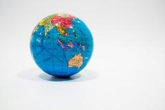 Modelo do globo Fotos de Stock
