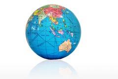 Modelo do globo Imagem de Stock Royalty Free