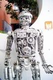 Modelo do robô Foto de Stock