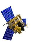 Modelo do satélite de telecomunicação Imagem de Stock Royalty Free