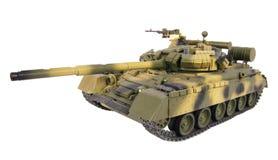 Modelo do tanque T-80 Imagem de Stock Royalty Free