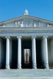 Modelo do templo de Artemis fotos de stock royalty free