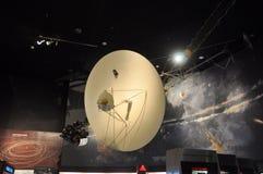 Modelo do Voyager no ar nacional e no museu de espaço fotografia de stock royalty free